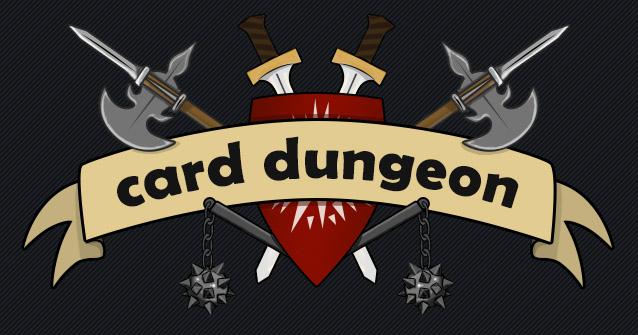 Card Dungeon Logo