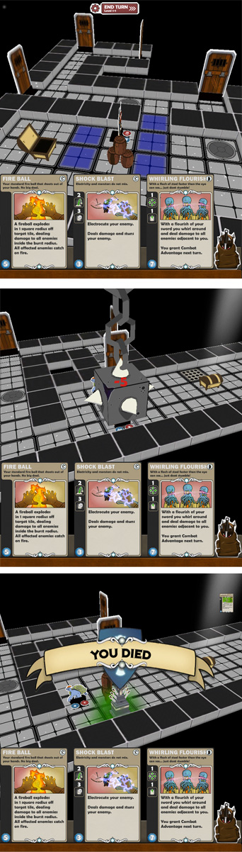 Card Dungeon update