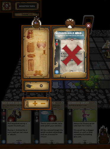 Cards break and become useless if the player is not careful!