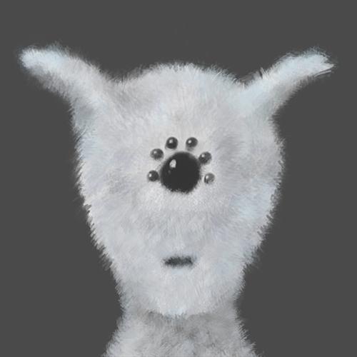 Sketchbook – Furry Alien