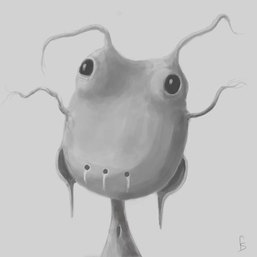 Sketch Book – Alien